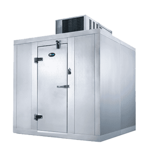 Walk In Cooler, Modular, Self-Contained