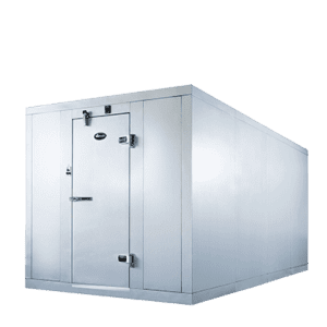 Walk In Freezer, Modular, Remote