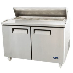 Refrigerated Counter, Sandwich / Salad Unit