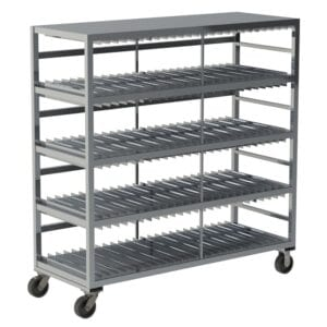 Tray Drying / Storage Rack