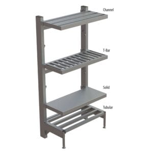 Shelving Upright