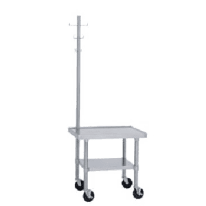 Equipment Stand, for Mixer / Slicer