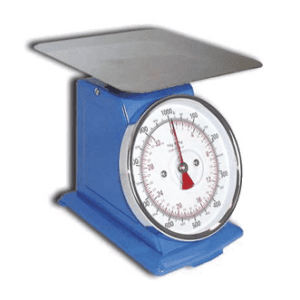 Scale, Portion, Dial